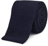 Reiss Shaun - Slim Silk Tie in Blue, Mens