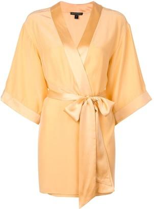 Kiki de Montparnasse Kimono-Style Robe