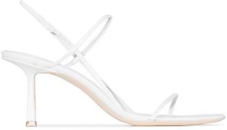 Studio Amelia Strappy 75mm Slingback Sandals