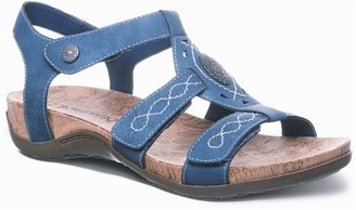 BearPaw Ridley Women's Strappy Sandals