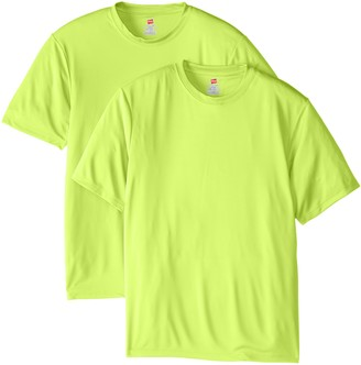 Hanes Men's Short Sleeve Cool DRI T-Shirt UPF 50-Plus