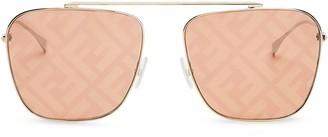 Fendi FF caravan sunglasses