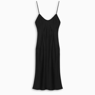 Saint Laurent Satin slip dress