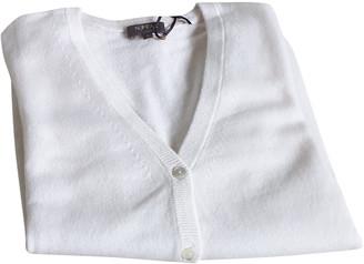 N.Peal N. Peal Ecru Cashmere Knitwear