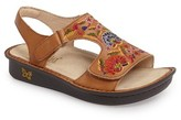 Alegria Women's Viki Embroidered Sandal