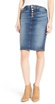 Hudson Women's Helena Denim Skirt