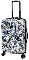 "Jessica Simpson Floral Pop 21"" Carry-On Spinner"