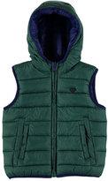 Mayoral Padded Reversible Vest, Size 3-7
