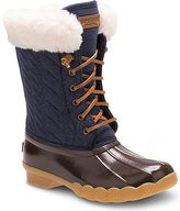 Sperry Tall Saltwater Duck Boot