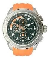 Nautica Men's N18723G Silicone Quartz Watch
