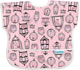 Bumkins Pink Tweet Junior Bib