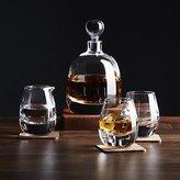 Crate & Barrel Islay Whiskey Set