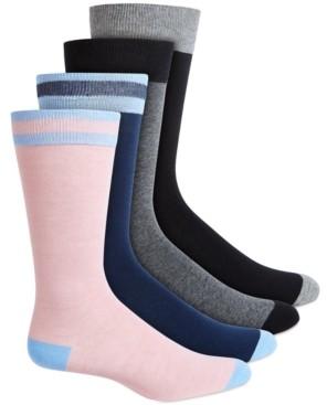 Bar III Men's 4-Pk. Socks, Created for Macy's