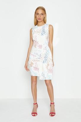 Coast Printed Shift Dress