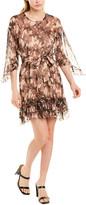 IRO Sheer Mini Dress