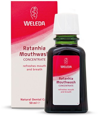 Weleda Ratanhia Mouthwash 50Ml