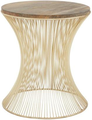 Premier Housewares Templar Lamp Table