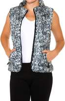Fornia Women's Puffer Vest in Urban