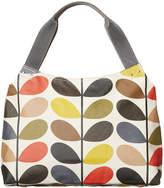 Orla Kiely Multi Stem Classic Zip Shoulder Bag