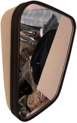 Balenciaga White Metal Clutch bags