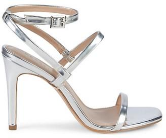 BCBGeneration Ivanna Metallic Sandals