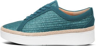FitFlop Rally Basket-Weave Raf Sneakers