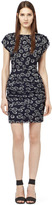 Reiss Orlath-pic RUCHED SIDE LACE DRESS