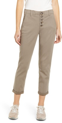 Wit & Wisdom Luxe Touch Stretch Cotton Blend Pants