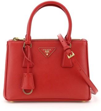 Prada Galleria Saffiano Mini Tote Bag