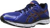 Asics Men's Gel Excite 3 Running Shoe, Blue/Black/Orange