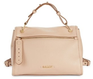 Bally Bianne Leather Convertible Bag