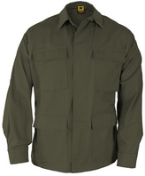 Propper Men's BDU 4-Pocket Coat 60C/40P Short