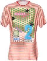 Grey Daniele Alessandrini T-shirts - Item 12092599