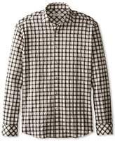 James Campbell Men's Firth Plaid Long Sleeve Shirt