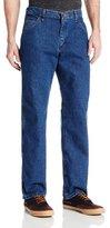 Wrangler Men's Big & Tall Advanced Comfort Cowboy-Cut Regular-Fit Jean