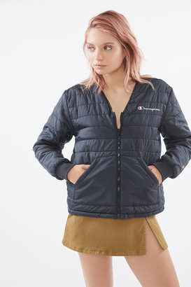 Champion UO Exclusive Reversible Quilted Jacket