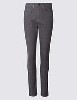 Twiggy Mid Rise Skinny Leg Jeans