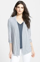 Splendid Women's Open Front Jersey Cardigan