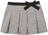 Marie Chantal Girls Structured Skirt