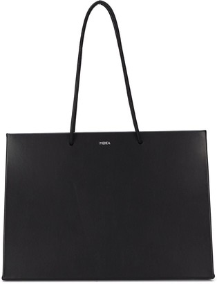 Medea Logo-Print Tote Bag