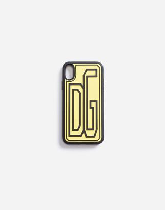 Dolce & Gabbana Rubber Iphone X Cover