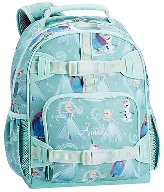 Pottery Barn Kids Mackenzie Aqua Disney Frozen Backpacks