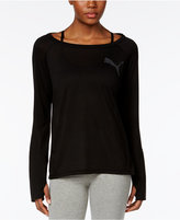 Puma dryCELL Boat-Neck Training Top