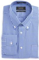 Nordstrom Men's Traditional Fit Non-Iron Gingham Dress Shirt