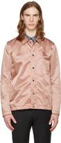 Tiger of Sweden Pink Oceana Jacket