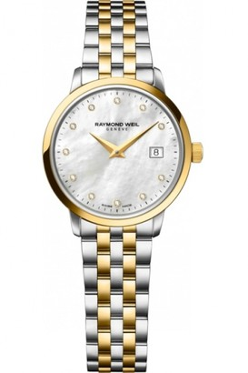 Raymond Weil Ladies Toccata Diamond Watch 5988-STP-97081