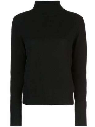 Nili Lotan Ralphie Long Sleeve Turtleneck Cashmere Sweater