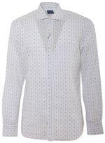 Barba Linen Blend Shirt