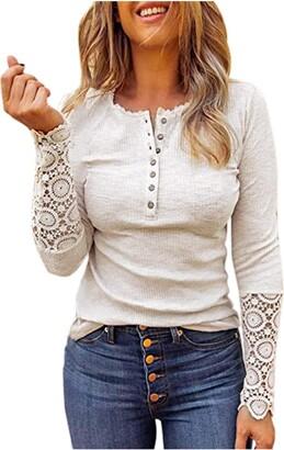 Shobdw Women's Clothes Womens Tops