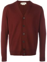Marni v-neck cardigan - men - Virgin Wool - 48